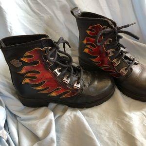 Harley Davidson riding Boots